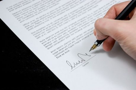 Sign a lease with your tenants.