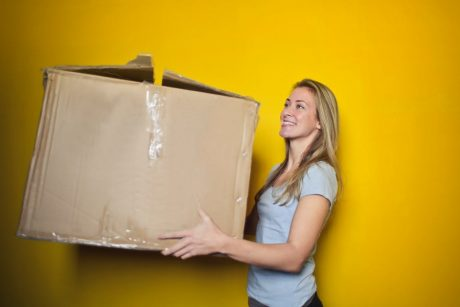 Moving to LA on a budget? Take your belongings with you.