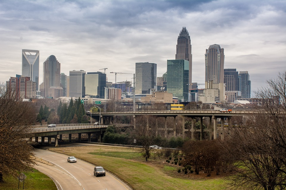 The city of Charlotte, one of the biggest reasons of leaving California for North Carolina