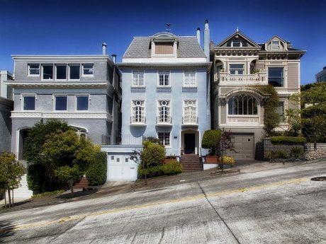San Francisco, CA, houses.