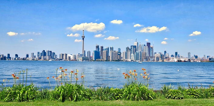 Think about Toronto when choosing where to relocate from California to Canada.