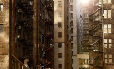 Apartment buildings where you can rent or buy an apartment before your move to NYC.