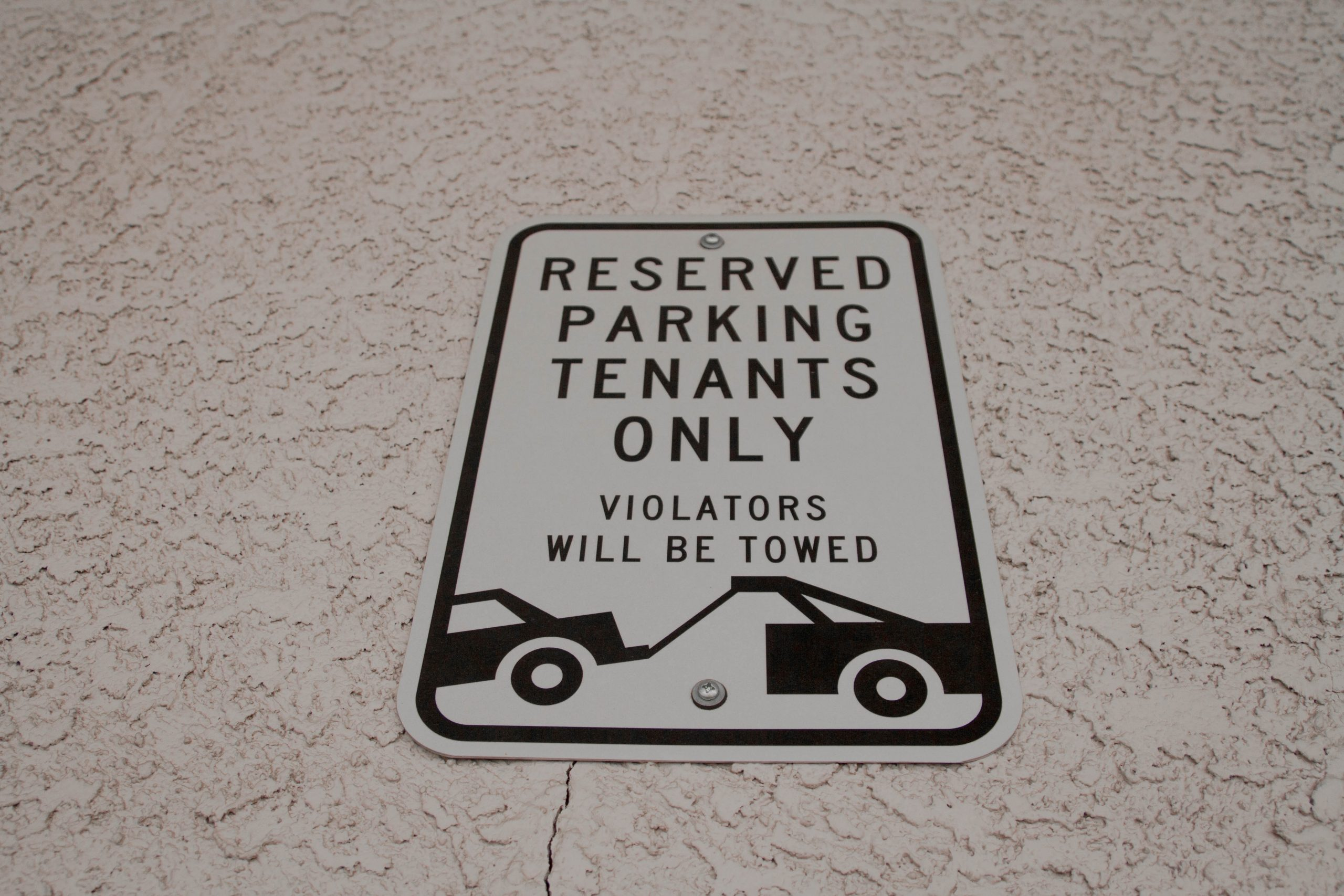 Los Angeles tenant rights when it comes to parking