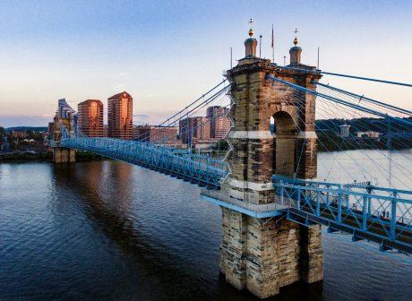 Cincinnatti Bridge