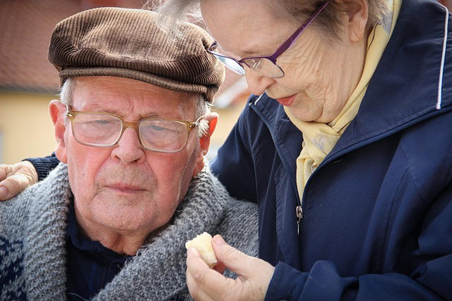 An older couple is searching for senior Americans' favorite countries.